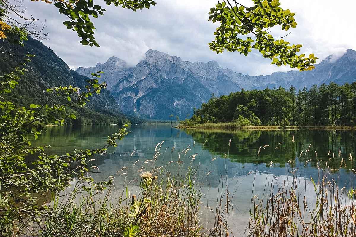 Almsee in Österreich