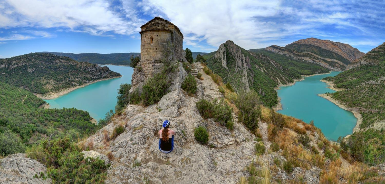 Kapelle Mare de Déu de la Pertusa, Spanien