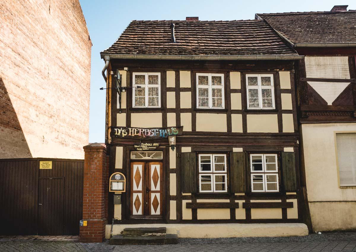 Fachwerkhaus Stendal