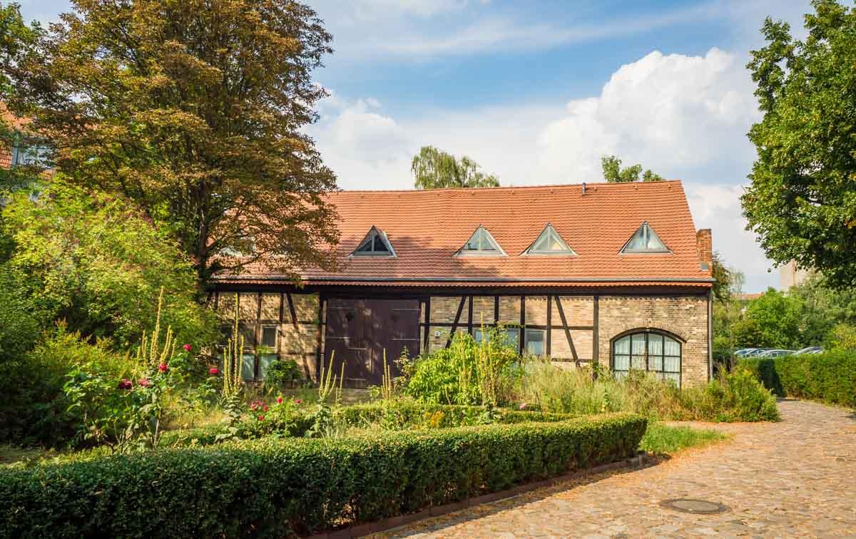 Alte Scheune in Rixdorf