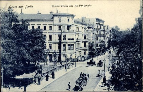 Berlin Tiergarten Mitte
