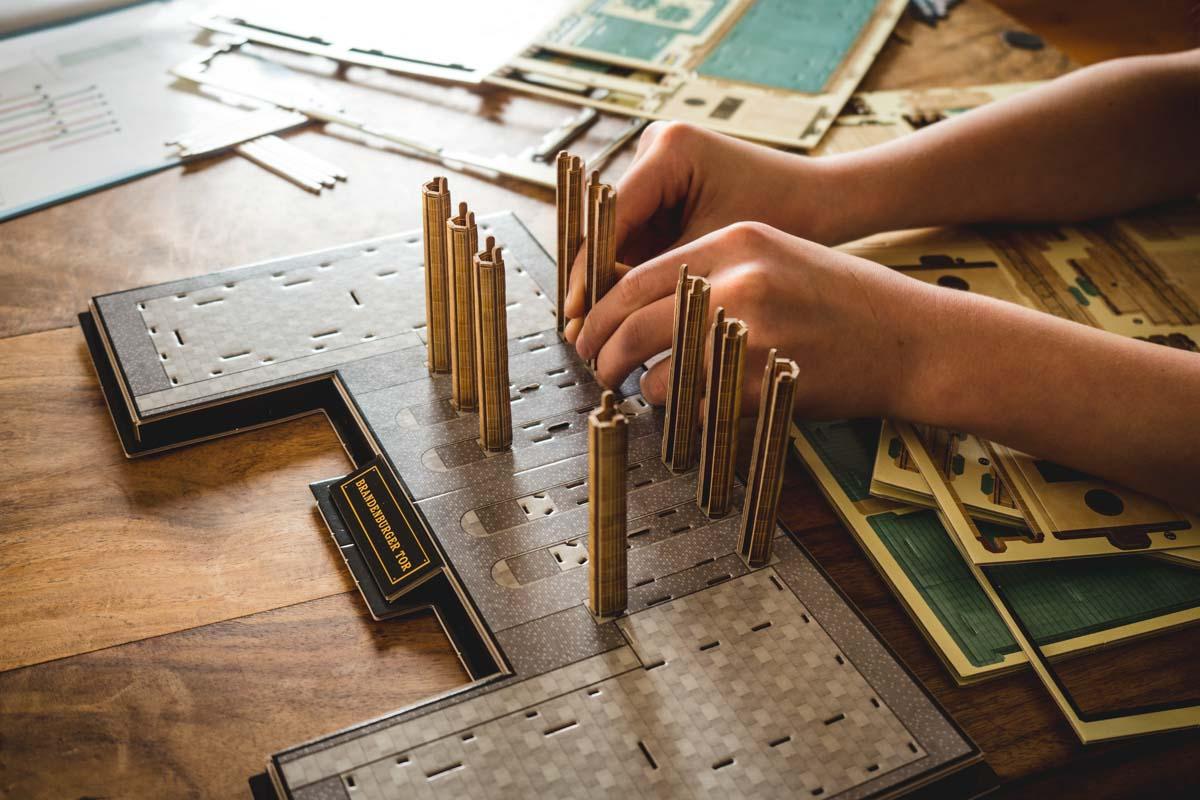 Puzzle Brandenburger Tor Revell